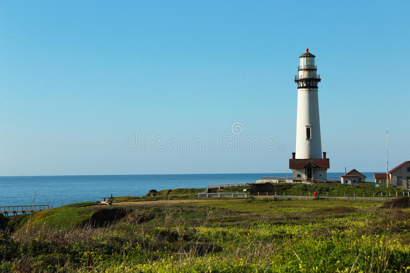 Magical Lighthouse royalty free stock photo