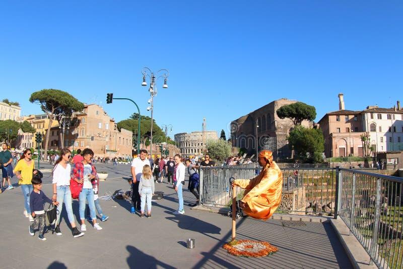 Magical Rome, Italy stock photos