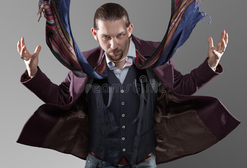 The Magician Stock Photography