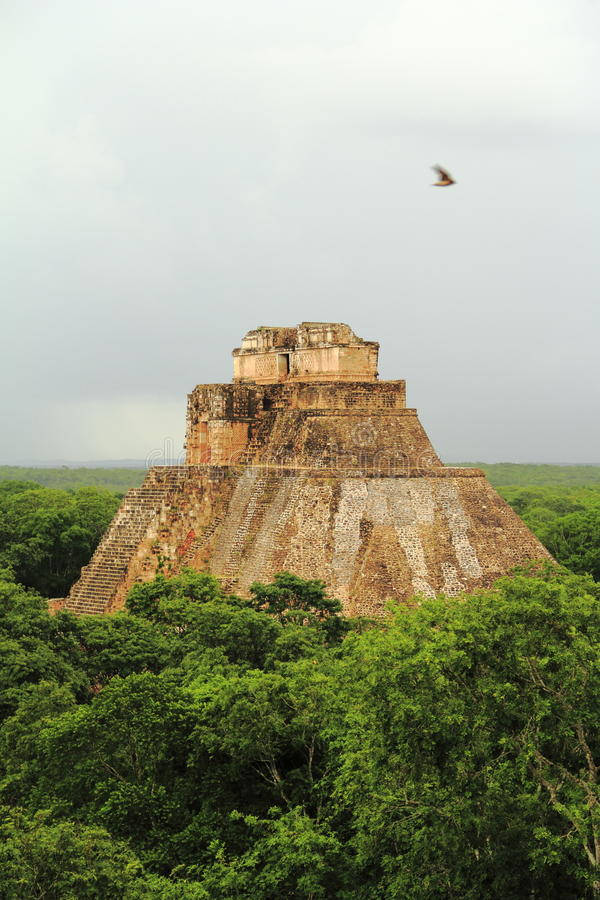 Download Magician pyramid III stock image. Image of aztec, magician - 20496443