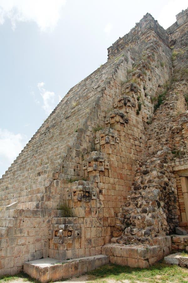Download The Magicians Pyramid Uxmal Yucatan Mexico Royalty Free Stock Image - Image: 4756126