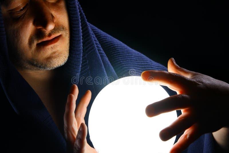 Magicien images libres de droits