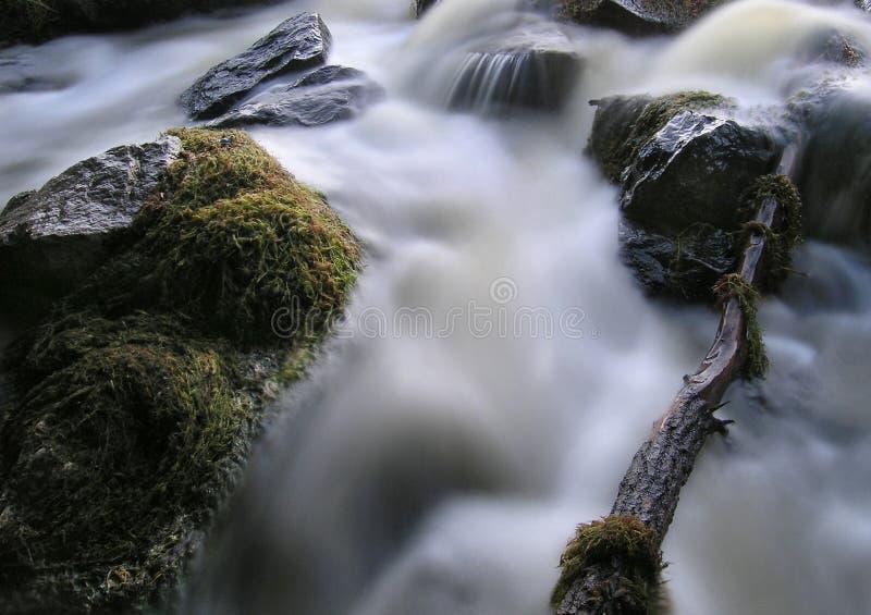 magiczna wodospadu zdjęcia stock