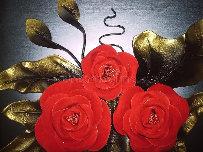 magiczne róże zdjęcia royalty free