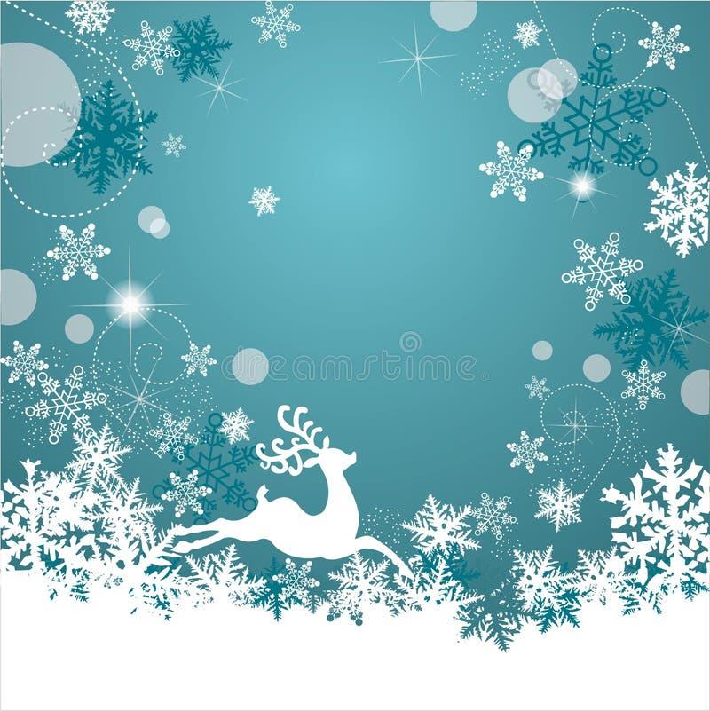 Download Magie de Noël de fond illustration stock. Illustration du salutations - 45368025