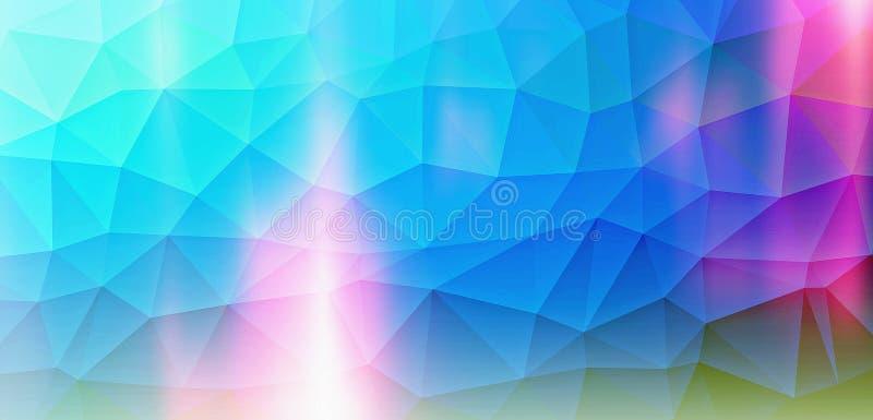 Magie graphique de bleu de fond image stock