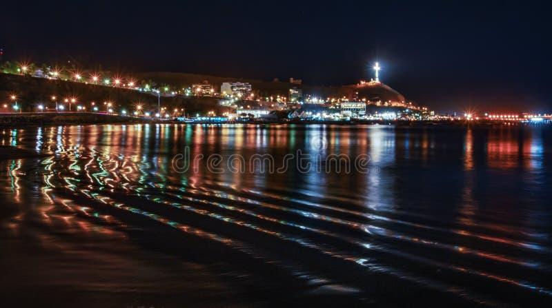 Magie von Peru in Lima stockbild