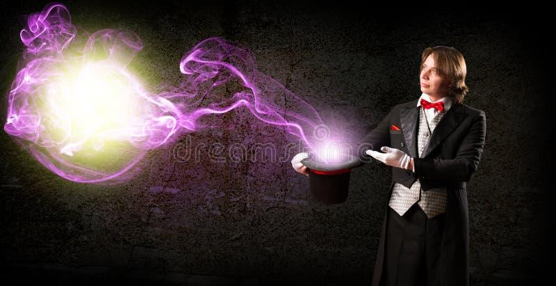 Magik zdjęcie royalty free