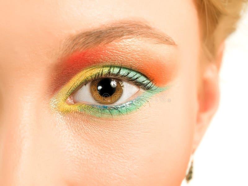 Magisch Augen- lizenzfreie stockfotos