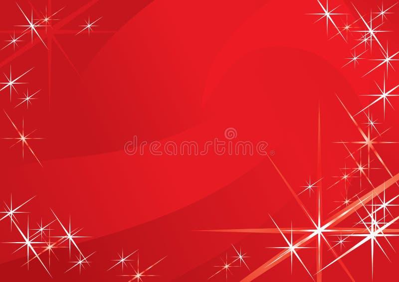Magische Achtergrond vector illustratie