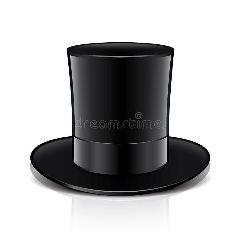 Download Magische hoedenillustratie vector illustratie. Illustratie bestaande uit prestaties - 39100839