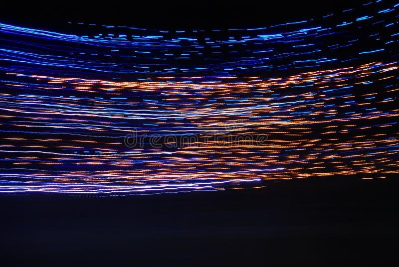 Magische Leuchte lizenzfreie stockfotografie