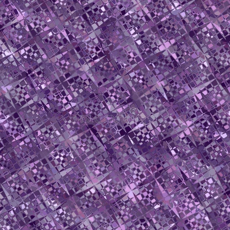 Magische purpere toon als achtergrond/Geometrisch ontwerp vector illustratie