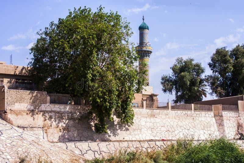 Magische Stad van Bagdad royalty-vrije stock fotografie