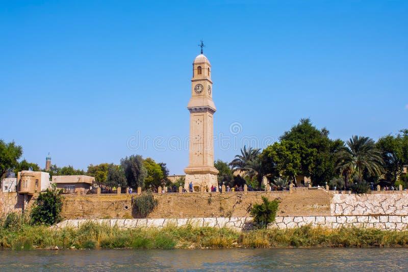 Magische Stad van Bagdad stock afbeelding