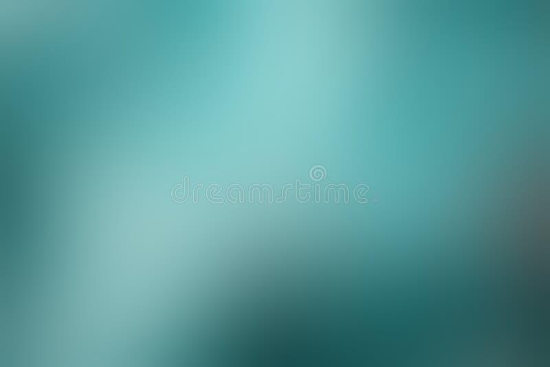 Magische vage blauwe achtergrond stock fotografie