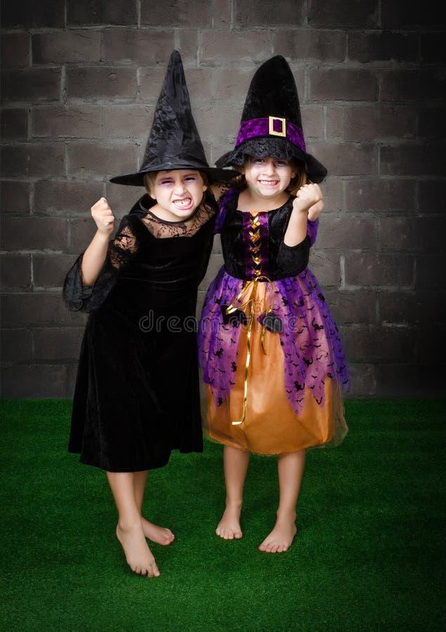 Magische vriendschap royalty-vrije stock foto