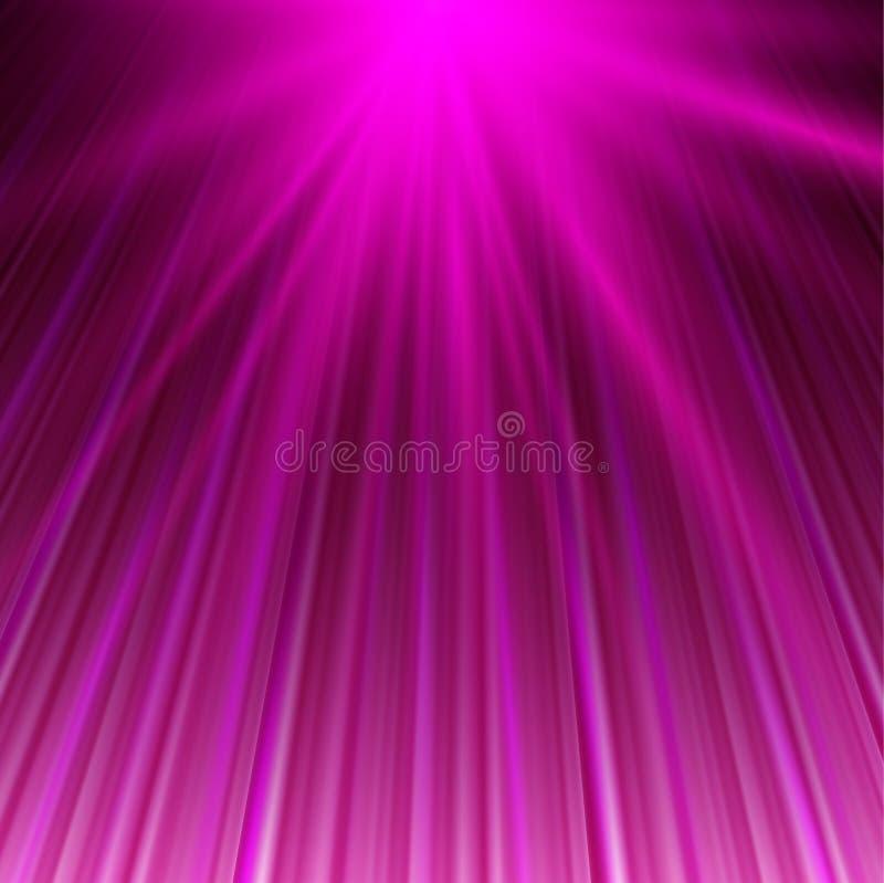 magischer abstrakter hintergrund in der rosa farbe vektor. Black Bedroom Furniture Sets. Home Design Ideas