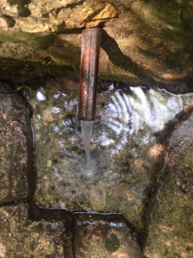 Magisches Wasser lizenzfreies stockfoto