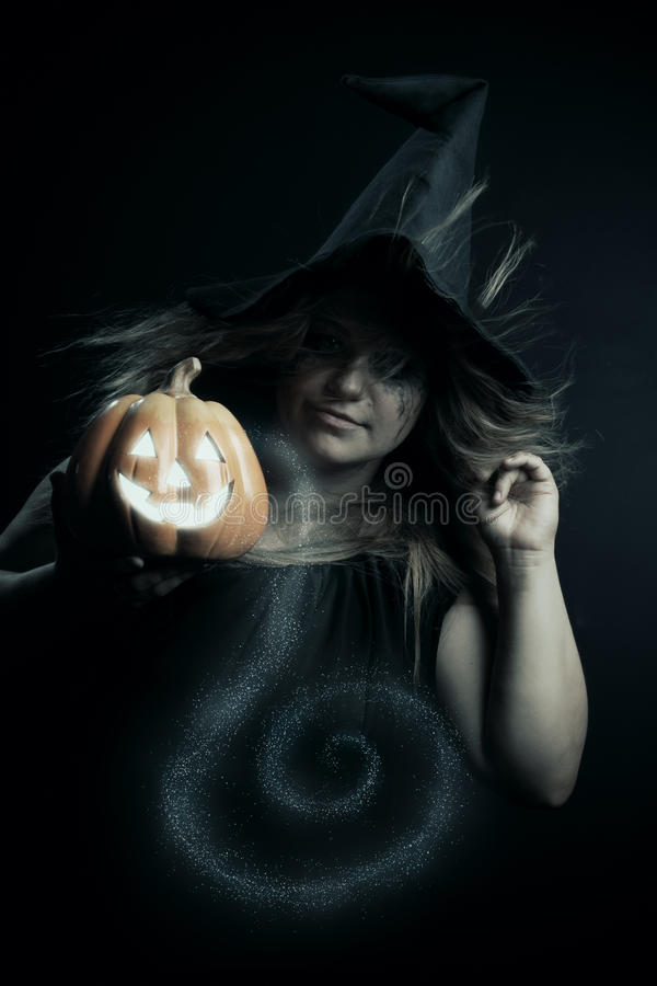 Magisk wind royaltyfri foto