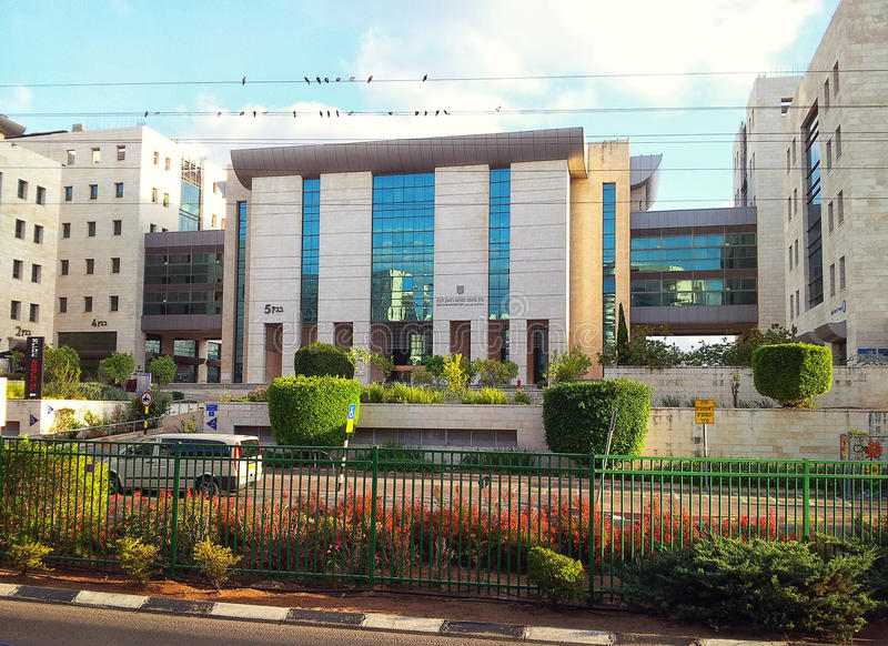 Download Magistrates Court Building In Rishon LeZion Editorial Image - Image: 56823115
