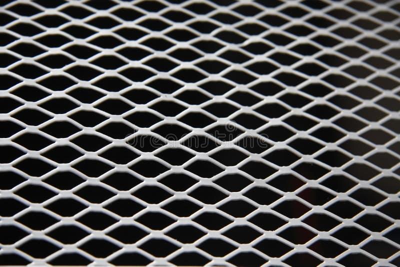 Maglia del metallo fotografia stock