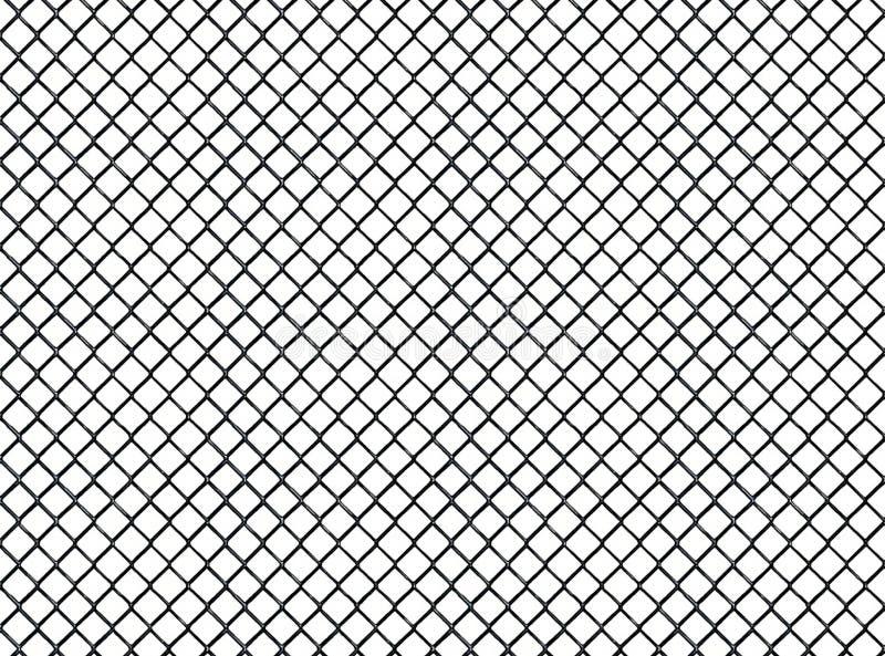 Maglia del metallo illustrazione vettoriale