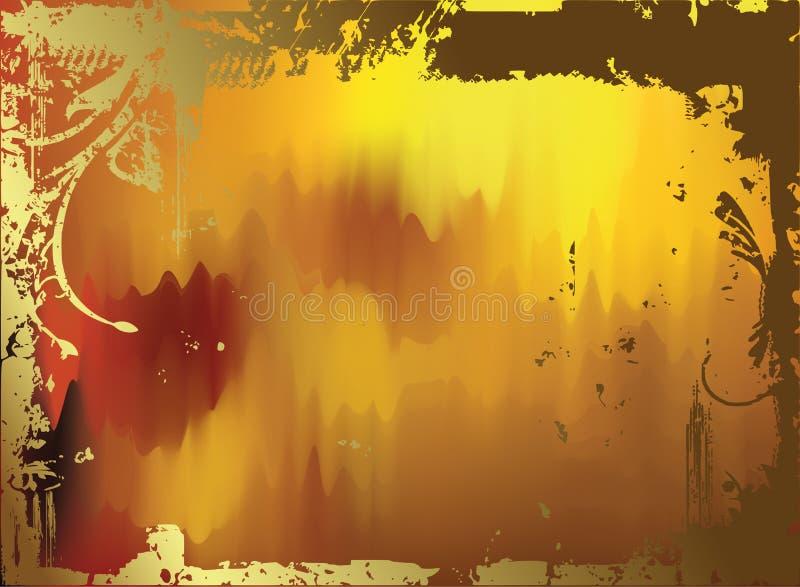 Maglia e grunge. royalty illustrazione gratis