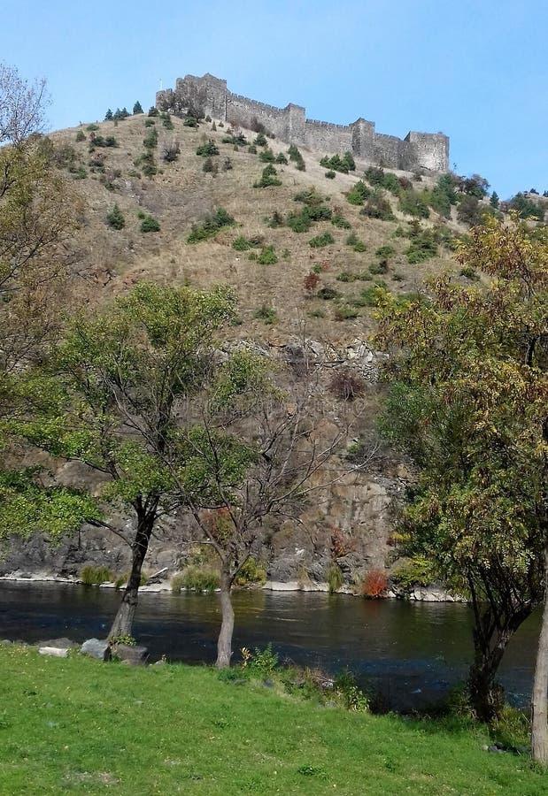 Maglic średniowieczny forteca zdjęcia royalty free