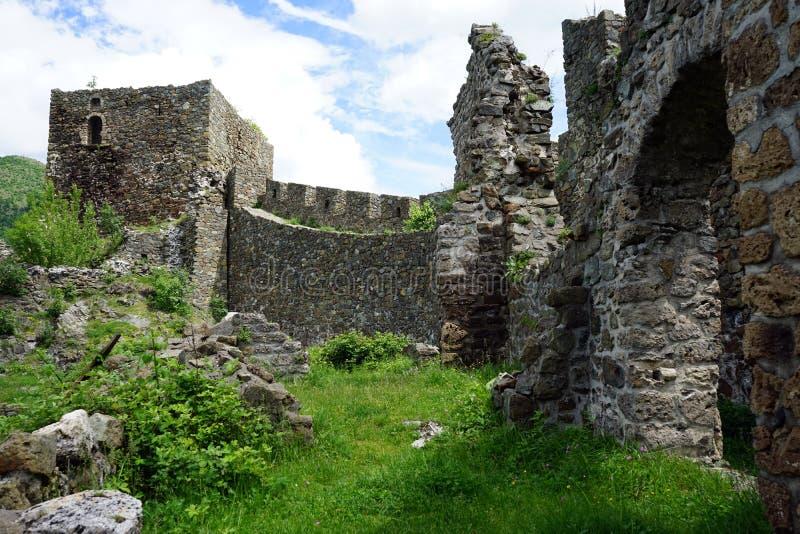 Maglic ruiny obrazy royalty free