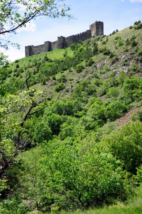 Maglic slott arkivfoto