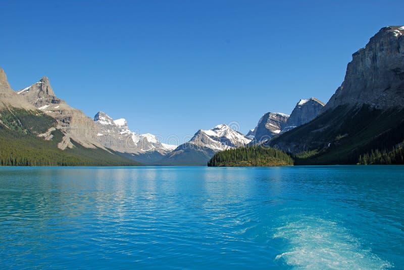 magline озера стоковые фото