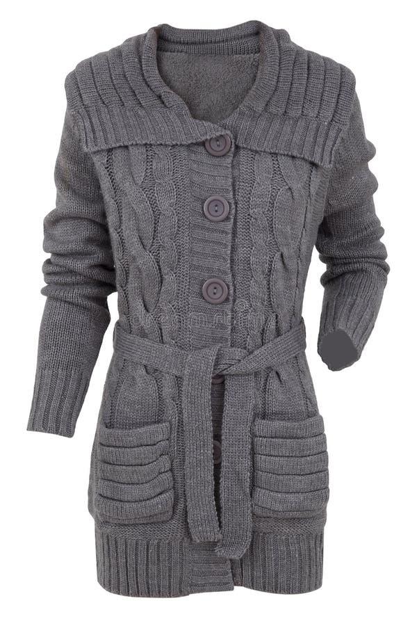 Maglione della donna fotografie stock