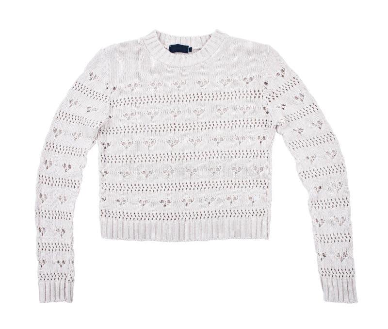 Maglione della lana fotografie stock libere da diritti