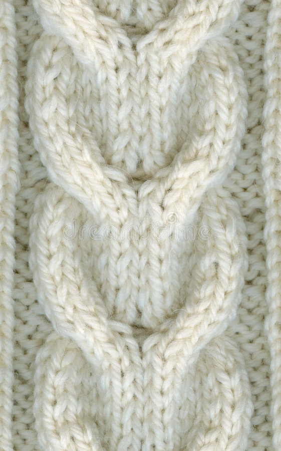 Maglione Handmade delle lane di inverno, frammento, primo piano. fotografia stock libera da diritti