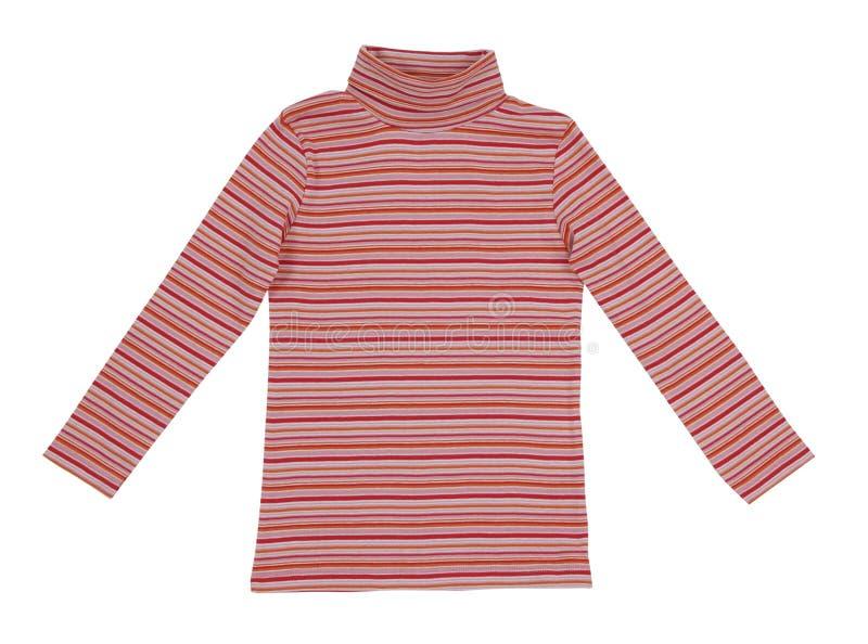 Maglione rosso immagine stock libera da diritti