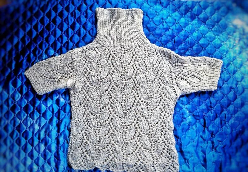 Maglione tricottato immagini stock