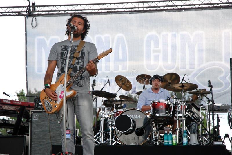 Magna Cum Laude de concert photo libre de droits