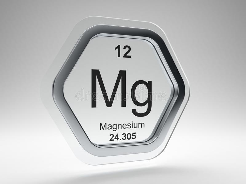download magnesium element symbol stock illustration illustration of element 87717522 - Periodic Table Steel Symbol