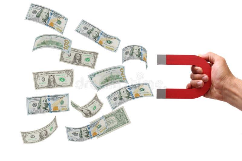 Magnesu dolar royalty ilustracja