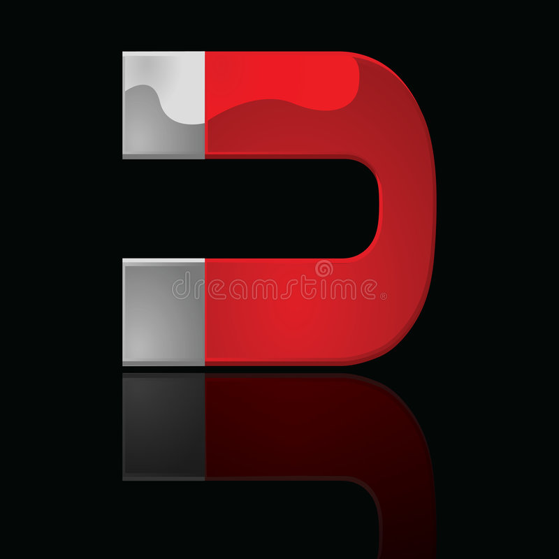 Download Magnet Stock Photography - Image: 8027392