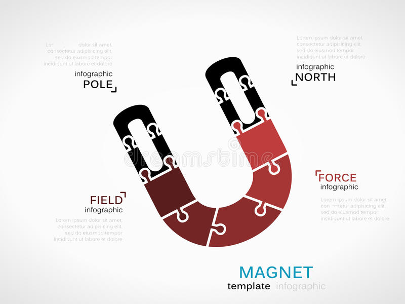 magnete royalty illustrazione gratis