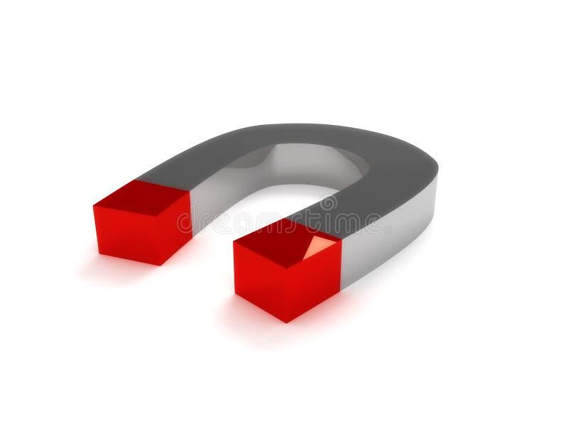 Magnete immagini stock libere da diritti