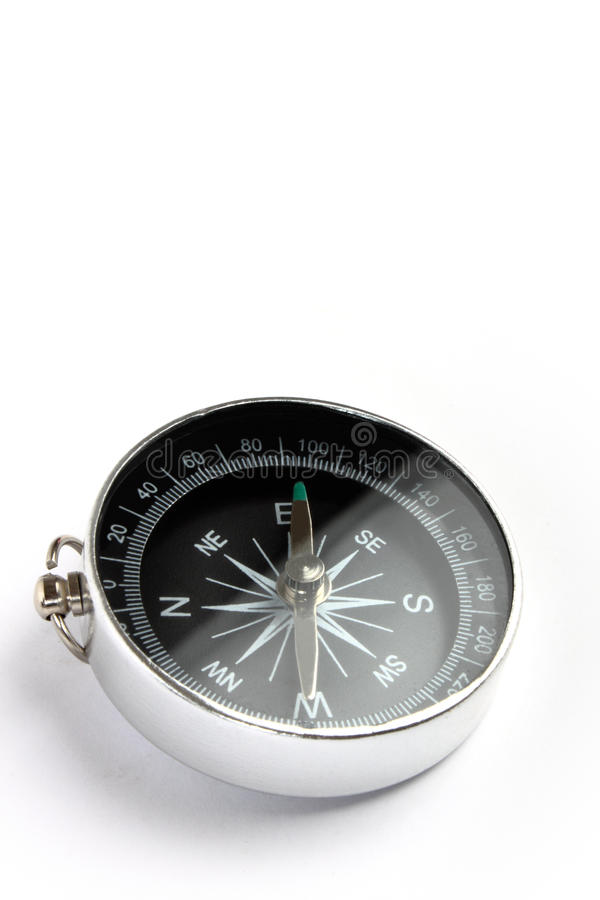 Download Magnetic compass closeup stock photo. Image of needle - 13713048