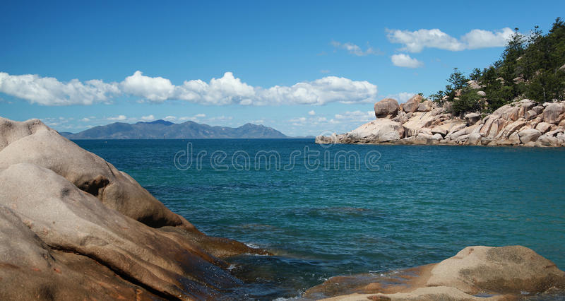 Magnetische Insel, Australien lizenzfreie stockfotografie
