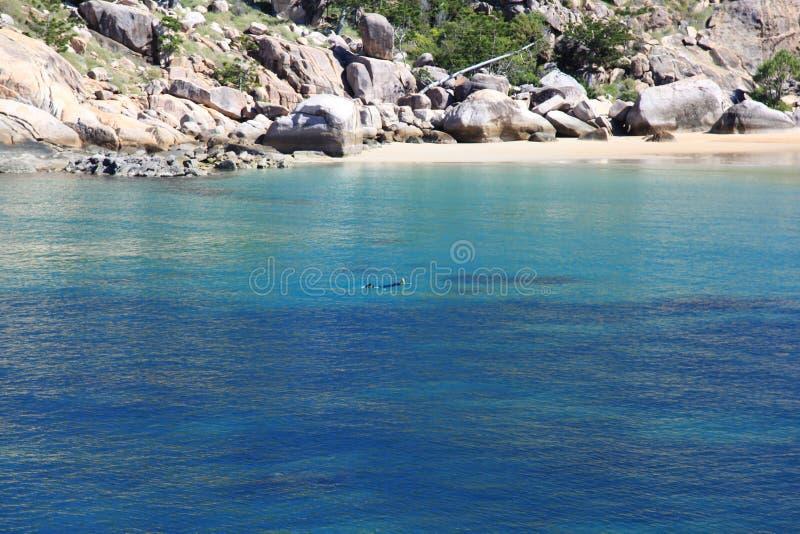 Magnetische Insel, Australien stockfoto