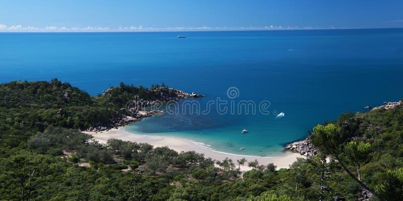 Magnetische Insel, Australien lizenzfreies stockfoto