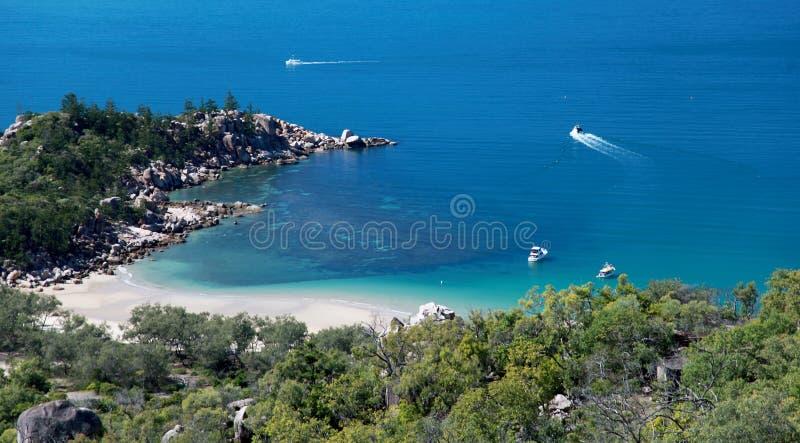 Magnetische Insel, Australien lizenzfreie stockbilder