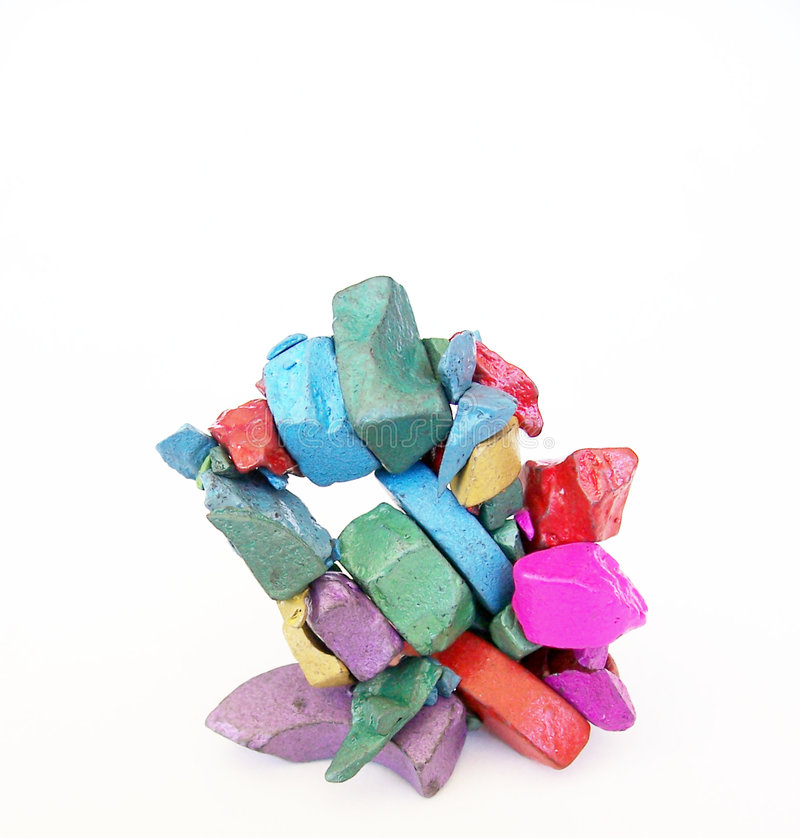 magnetiska rocks arkivfoton