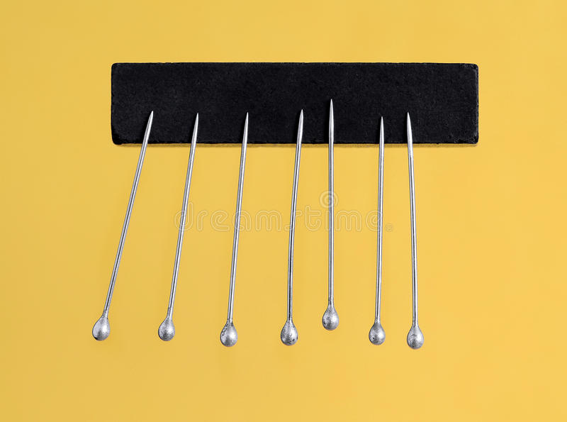 Download Magnetized Pin Stock Images - Image: 24897544